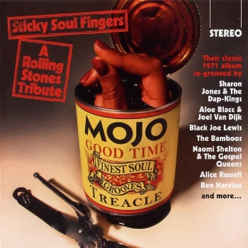 75. THE BAMBOOS - 'Can't You Hear Me Knocking' from: 'Sticky Soul Fingers - 'A Rolling Stones Tribute'    Mojo Magazine Covermount CD Jan 2012 Issue   UK 2011