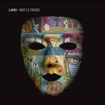 66. LANU - 'Her 12 Faces' (Australian Version)   Inertia CD/DIGITAL ALBUM (Inertia) 2011   1. Beautiful Trash feat. Megan Washington 2. Hold Me Down feat. Megan Washington 3. der Hotel Blume 4. Wire feat. Megan Washington 5. Portrait In 50hz 6. Fall feat. Megan Washington 7. 1988 8. The Coral Route 9. Roosevelt Blues feat. Megan Washington 10. Her 12 Faces 11. Jean Paul 12. More Than This  Bonus Tracks: 13. Fall (Acoustic Version) 14. Beautiful Trash (Natural Double Remix) 15. Beautiful Trash (Flevans Remix) (DIGITAL ONLY)