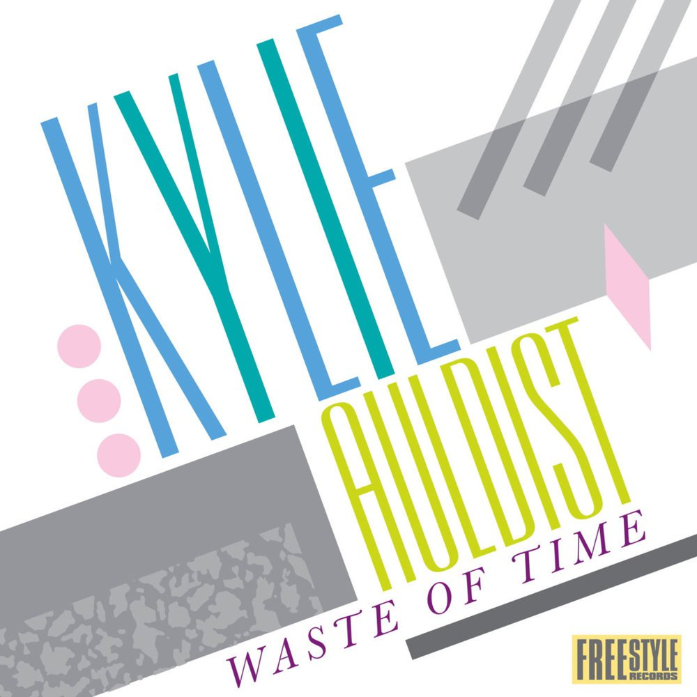 "113. Kylie Auldist - 'waste of time'  1. waste of time 2. sensational 3. good time girl feat. king merc 4. family tree 5. rewards freestyle 12""/digital single FSR104 (freestyle) U.K 2016"