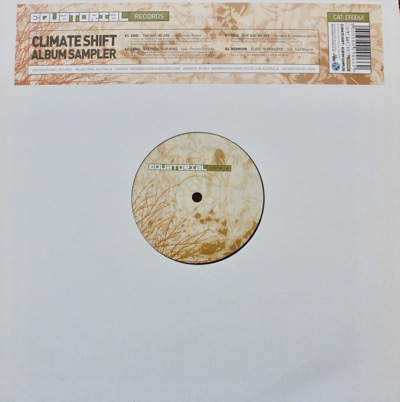 "17. Lanu 'Stretch Your Mind' feat. Christin Deralas   Equatorial 12""  ER-006X 'Climate Shift' Sampler E.P (Equatorial) 2005"