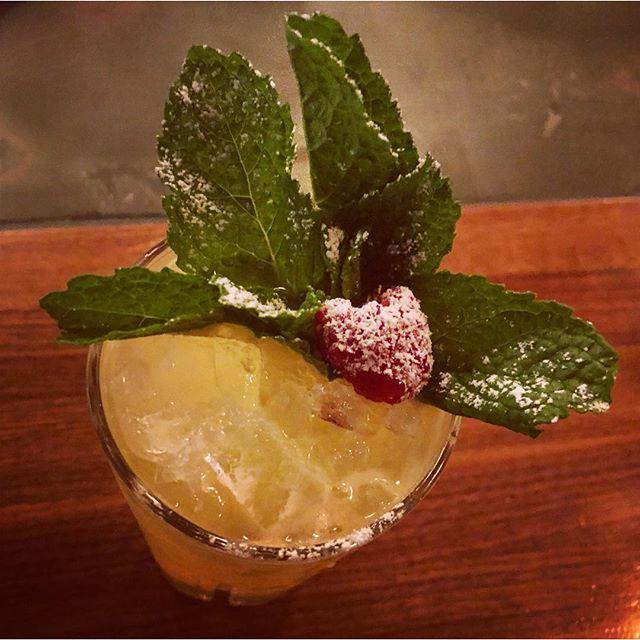 cuban affair 🇨🇺 • #cocktails #summerfave #hintonburg