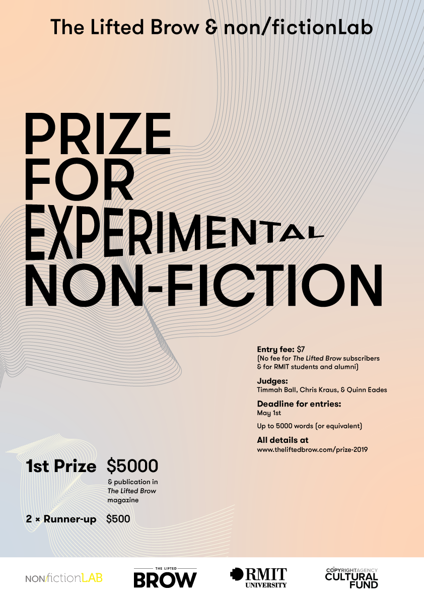 TLB-Experimental-Non-Fiction-Prize poster.png