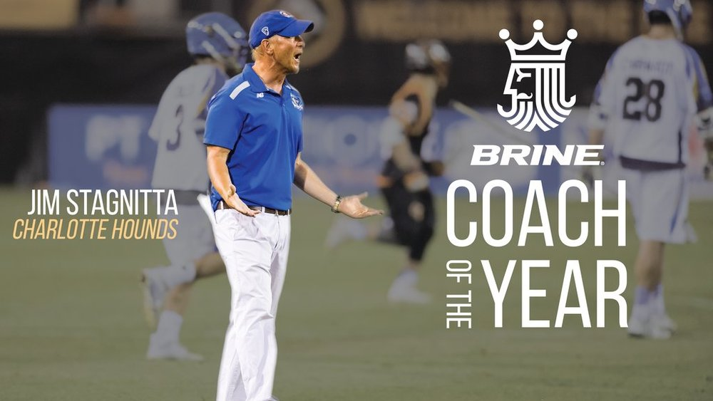 Coach Stagnitta brings 30 years of coaching experience to the Nex Level Arena and has a proven record of success at the highest levels of lacrosse. Stagnitta was recently named the head coach of the Charlotte Hounds MLL team on April 4, 2016. As a head coach, he holds a career professional and amateur record of 231-139 (.624) and has guided teams to seven NCAA tournaments and two MLL playoff appearances. Stagnitta spent two seasons leading the MLL's Denver Outlaws to two first-place regular-season finishes, with a combined 26-4 record. The Outlaws went 11-3 and advanced to the MLL Championship Game in 2012, establishing five team records along the way, including wins and a single-season MLL record 229 goals. Stagnitta was named MLL Coach of the Year after the Outlaws had another record-setting season in 2013, going 14-0 during the regular season.  Stagnitta also spent 10 seasons at Rutgers University, leading the Scarlet Knights to back-to-back NCAA Championship appearances in 2003 and 2004. He was named USILA and ECAC Division I Coach of the Year in 2003 after engineering the biggest turnaround in DI lacrosse history, leading Rutgers to a 10-5 record after the team went 2-12 in his first season. Stagnitta's first head coaching position was at D3 Washington and Lee University, where he has more wins than any coach in the program's history. In 12 seasons there, he guided the Generals to a record of 136-42 that included 12 consecutive top-10 national rankings, six conference championships and five NCAA tournament appearances.