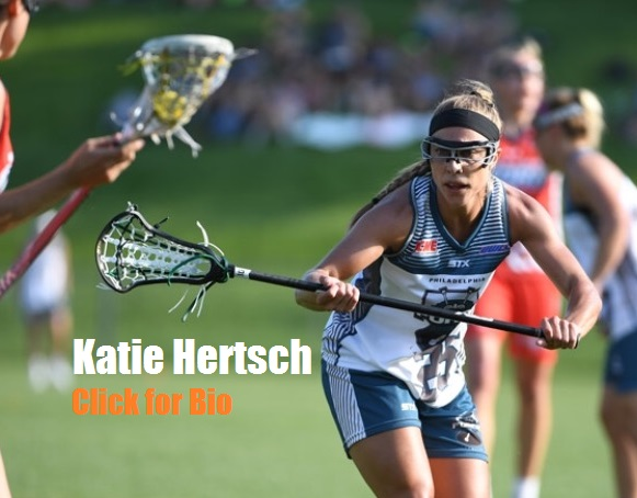 Katie Hertsch  Member of the United States National Team from 2010-15  Katie Hertsch enters her fourth season as an assistant on the Rutgers women's lacrosse staff. Previously, Hertsch served as an assistant coach at Hofstra after spending a season at Boston University. Among her numerous qualifications, Hertsch most recently played with Team USA by making the 38-player 2014-15 U.S. Women's National Team roster. Hertsch was a member of the U.S. National Team beginning in 2010 and helped lead the country to a gold medal in the FIL World Cup in Oshawa, Canada in 2013. Hertsch is heralded as one of the top defenders to ever suit up for the Pride. In three years on Long Island, the former captain amassed 138 ground balls, 70 caused turnovers and 110 draw controls. Those totals rank in the top-10 all-time of each respective category. A two-time All-Mid-Atlantic Region team selection, Hertsch also garnered All-Colonial Athletic Association accolades as a junior and senior and was twice named to the IWLCA Academic Squad.