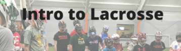 Click image to book.    Join us on Saturday December 2nd to learn more about lacrosse. The session will take place from 4-5pm.    $40