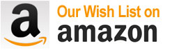 Our wish list on Amazon
