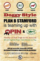 OPIN Pets Fundraiser Plan B Stamford