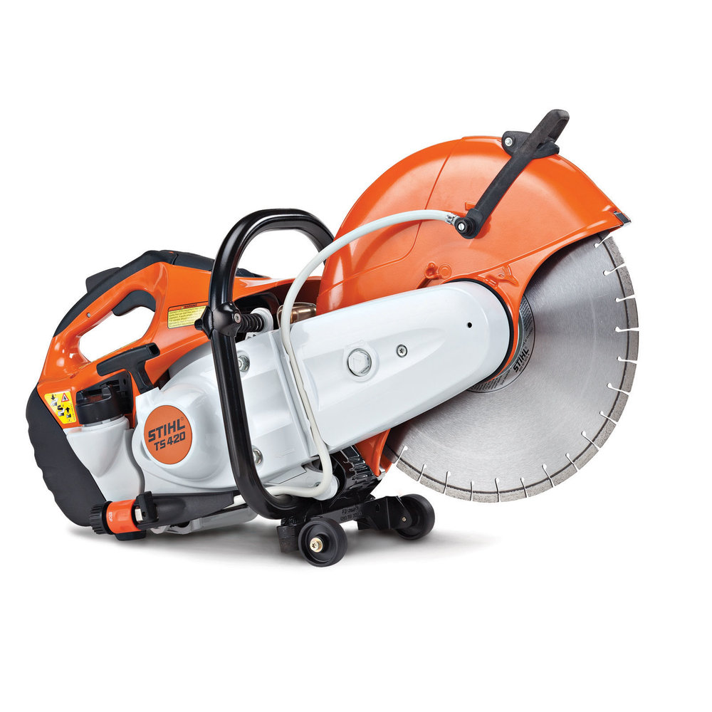 Stihl Cutquik concrete cutoff saw