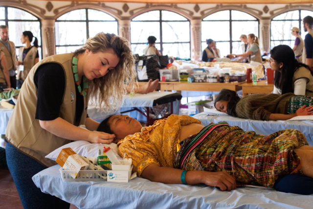 Kristen Pawlick:  From Massage Therapy to Acupuncture to Global Volunteering