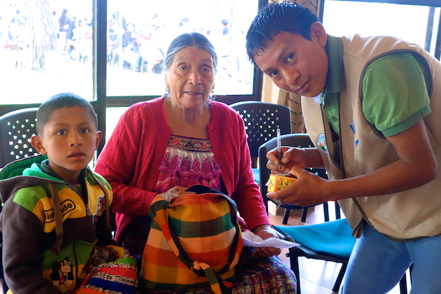 "A Man of Few Words, But Lots of Heart, Juan ""Juanito"" Ramirez Dedicates Himself to Helping the People of Guatemala"
