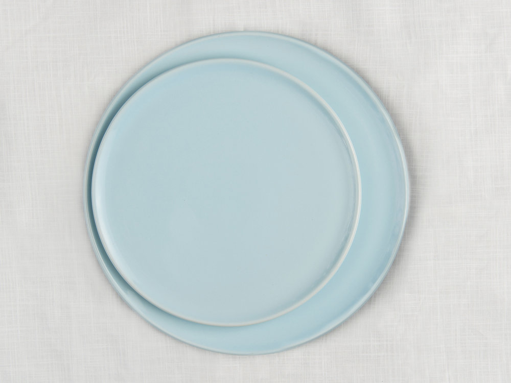 Canvas Dinnerware - Blue
