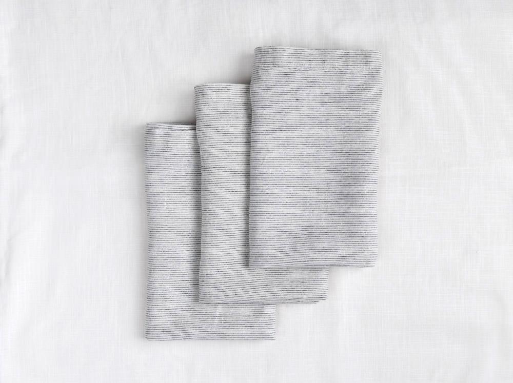Linen Napkins - Stripe