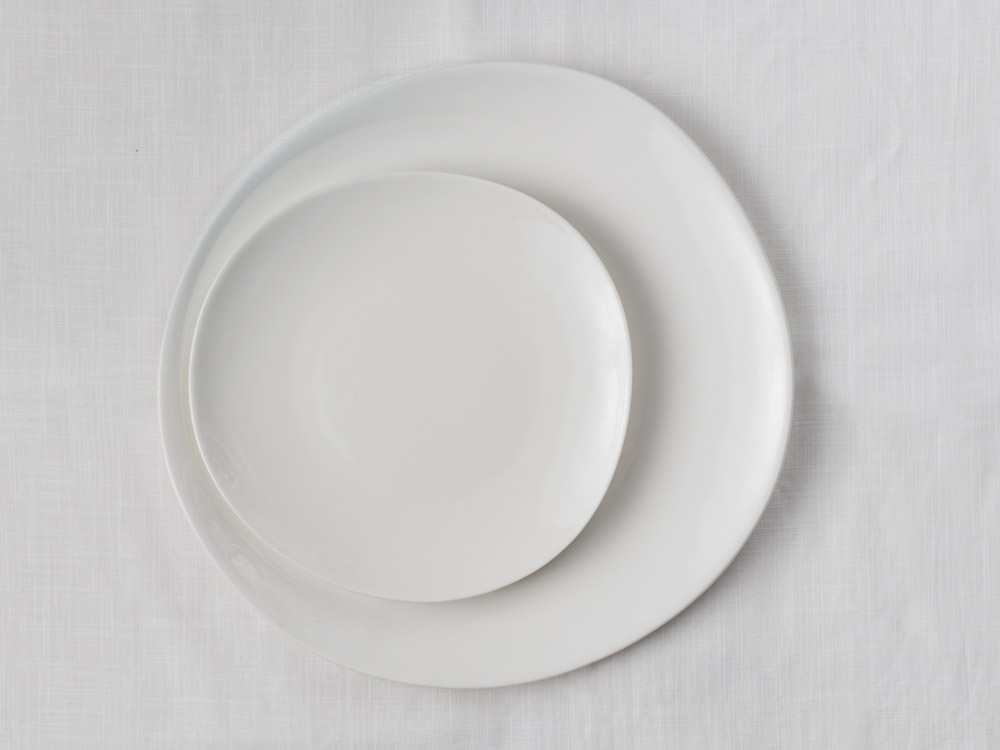Mason Dinnerware - White