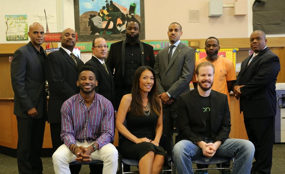 The inspiring mentors of Alpha Phi Alpha