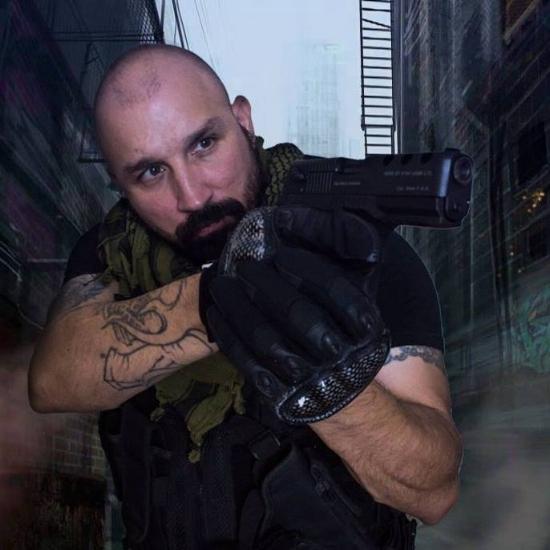Jae greene :stunt coordinator Jae Greene is a veteran fight and stunt coordinator originally from Philadelphia. Member of SAG-AFTRA.