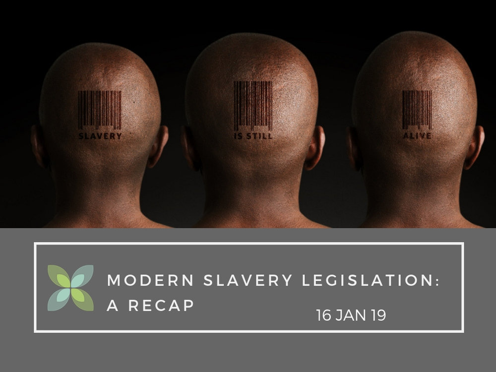 a51f5ff8a571b Modern Slavery Legislation  A recap — Sustainable Business Matters