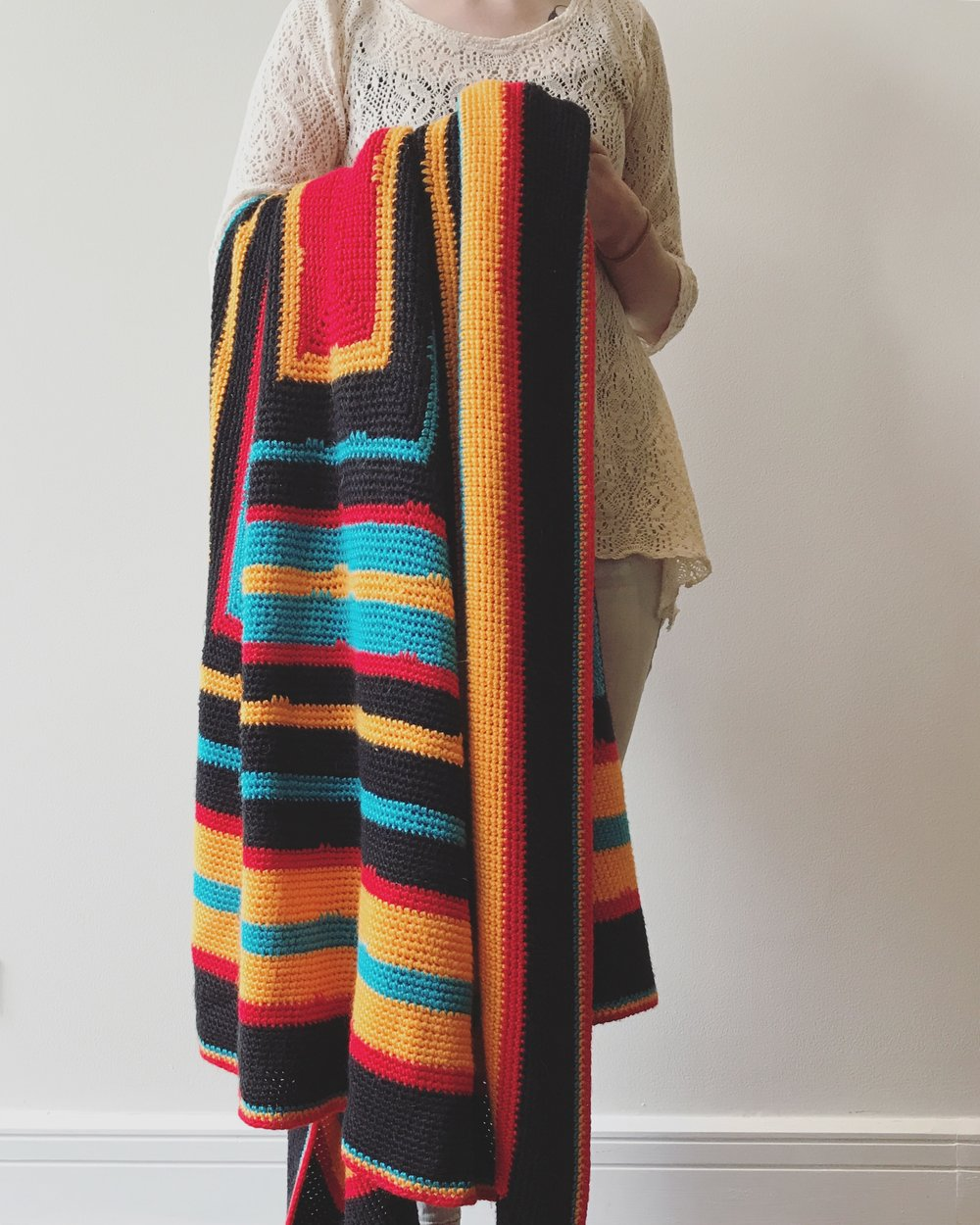 WelcomeBlanket - 2000 Miles of Warm Welcome.Join the movement. Click for more info.