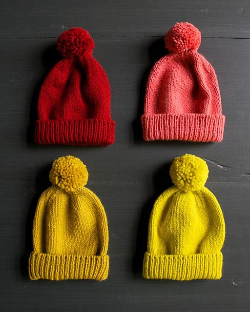 Classic Cuffed Hat by PurlSoho Image @ Purl Soho