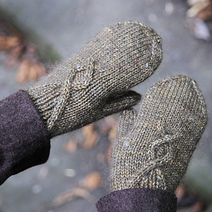 Ghostwood Mittens Image © Oliver James Brooks