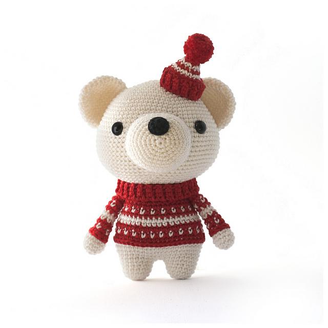 Pjotr the Polar Bear by Mariska Vos-Bolman Image ©Mariska Vos-Bolman