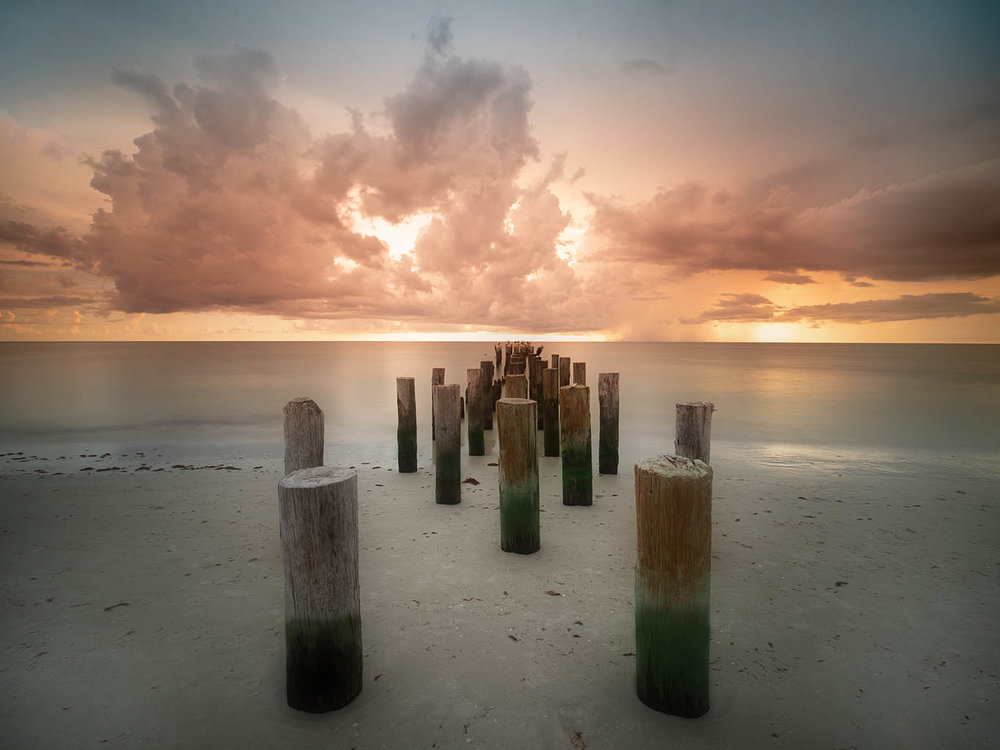 Old Pilings, Naples Flordia