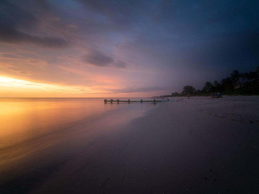 Sunset Afterglow, Naples Florida
