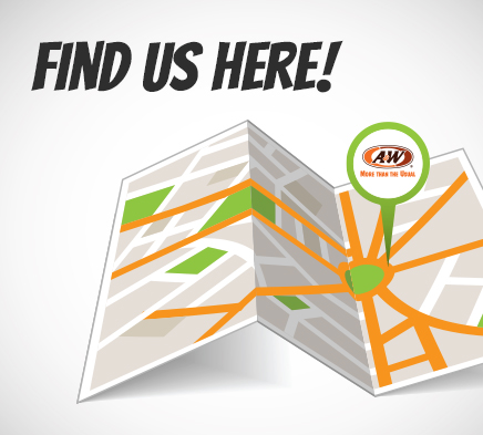 Locate Us Search for A&W restaurants close to you using Google Maps or check out the full restaurants' details