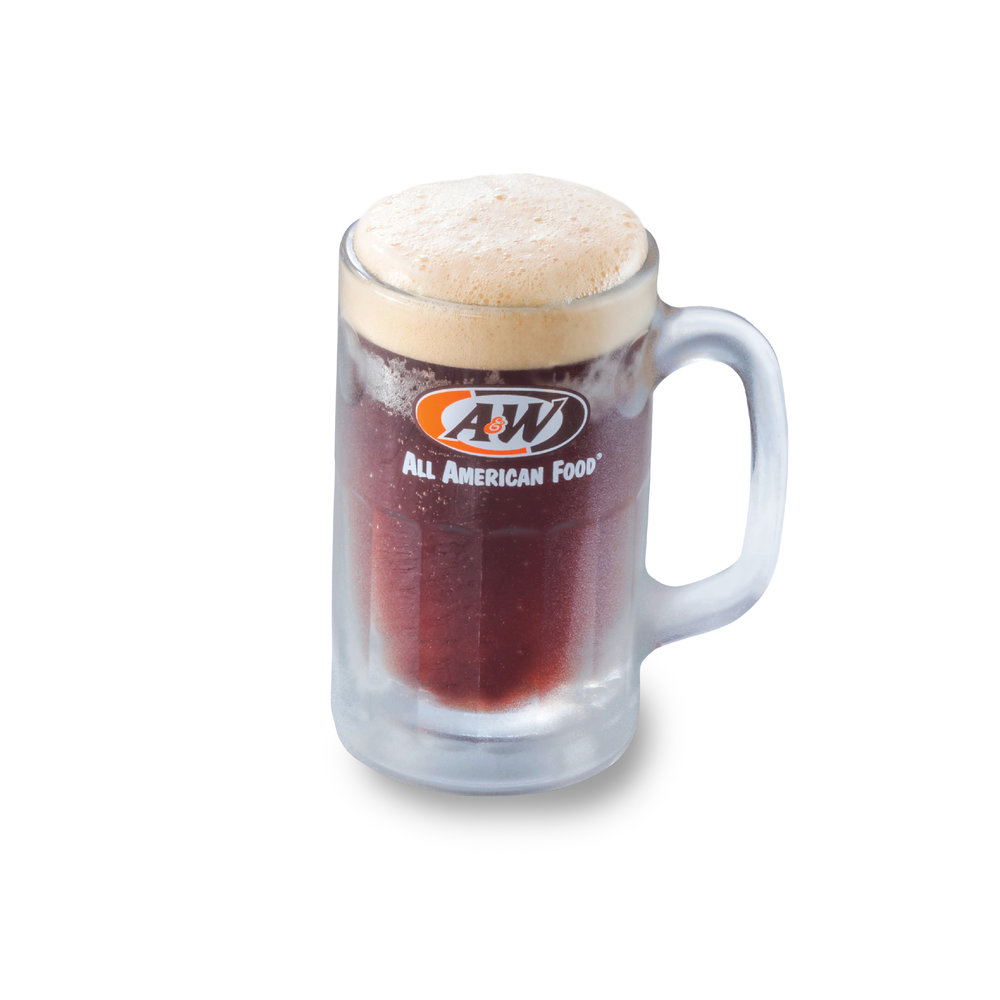 A&W RB   Grab a barrel full of flavor with the frothy, full-bodied taste of A&W RB. _______________________________