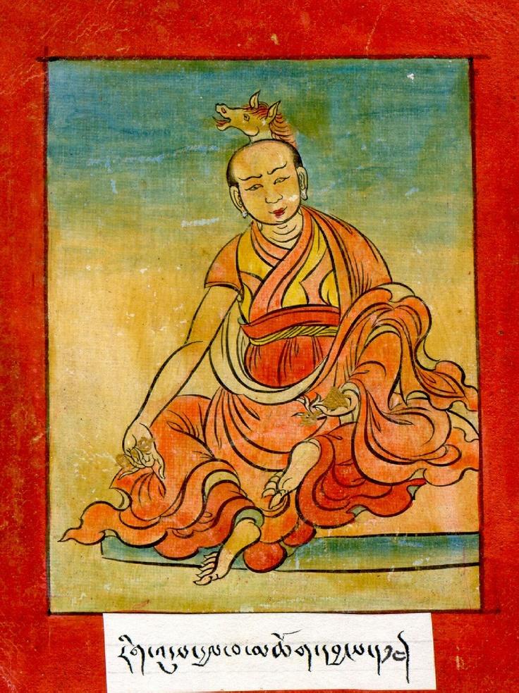 Gyalwa Chok-yang - Tulku Sang-ngak Rinpoche's incarnation lineage
