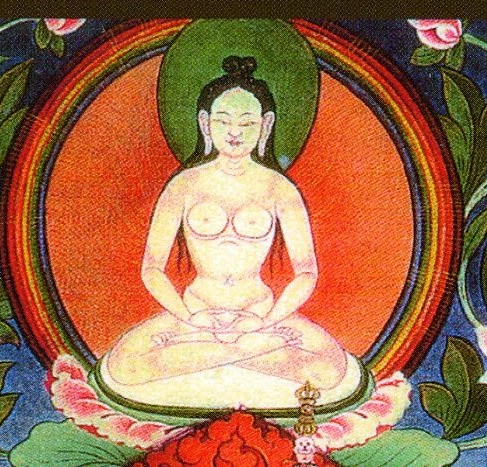Dharmakaya Mother Samantabhadri