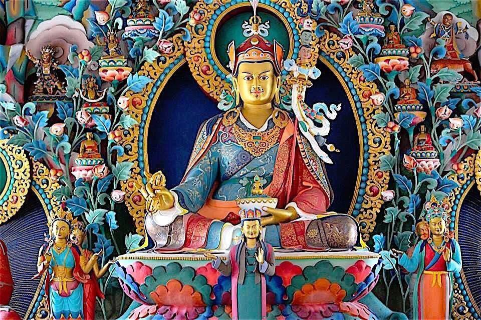 Guru Padmasambhava, Consorts, 8 Emanations