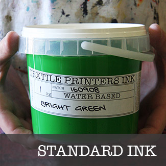 Standard Water-based Inks