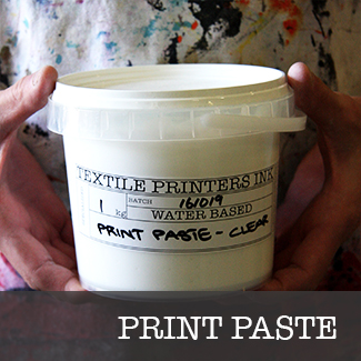 Print Paste - Clear