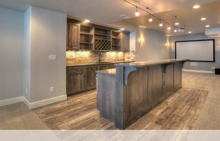 Residential Bars — Milarc Cabinets