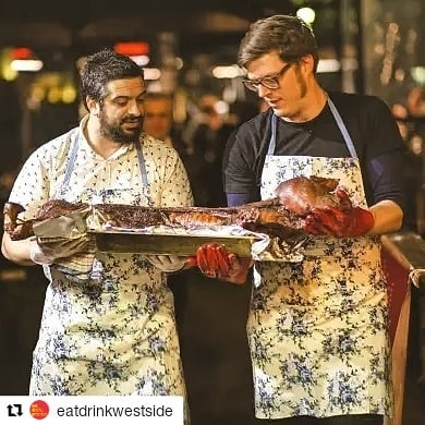 #Repost @eatdrinkwestside (@get_repost) ・・・ The masters behind @burncitytestkitchen want to get you reacquainted with veal! Once a delicacy with a rich culinary history, this session is all about introducing you to the basics, with education on its sustainable production, the use of cuts, as well as presenting new and old time recipes. 🥩  Where did the veal go? Well, find out at @burntcitytestkitchen on the 21st March, 6-9pm, $63p.p via: @melbfoodandwine!