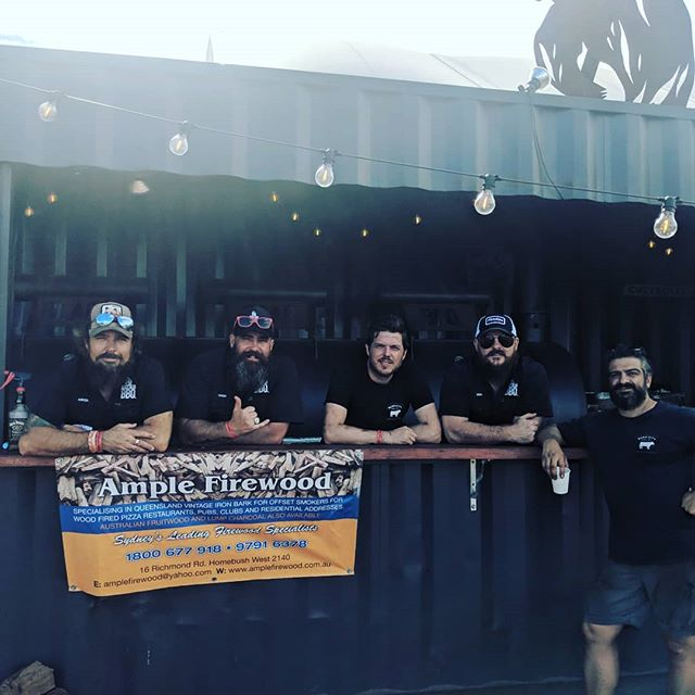 Proper Villians. @blackbearbbqaus @burncitysmokers #meatstock #meatstockmelbourne #bbq #ribs #brisket #smokedmeats #bbqporn #melbourne #bbqroyalty