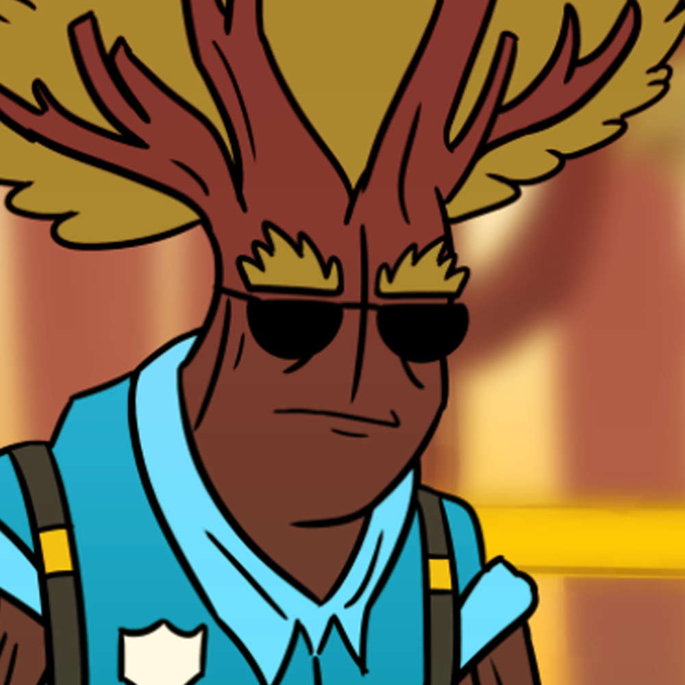 Detective Tree - ANIMATION SHORT -He's tough on crime, tree crime, Detective Tree and his partner Tom Bush set out to find the culprit of a recent tree murder. But can Detective Tree also solve the killing of his wife?