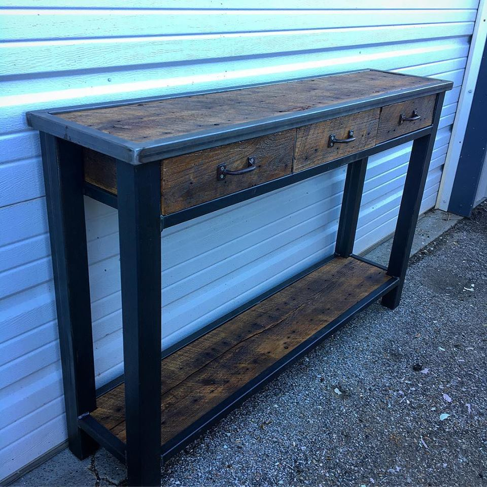 Steel and wood table with drawers.jpg