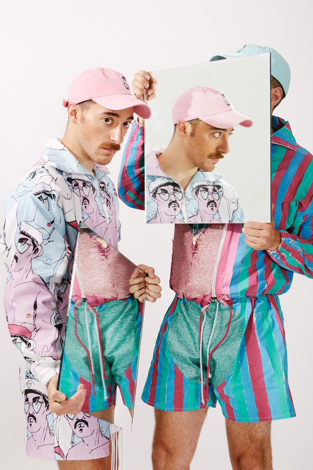 BOYLAND  for Adam Dalton Blake SS19