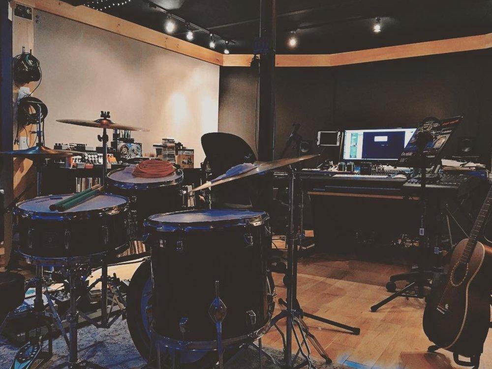 Quiethouse Recording.jpg