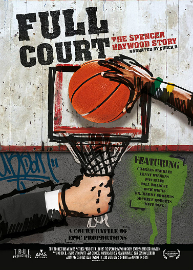 Exclusive 'Full Court' Poster: Check Out Chuck D's Artwork for Upcoming Basketball Documentary