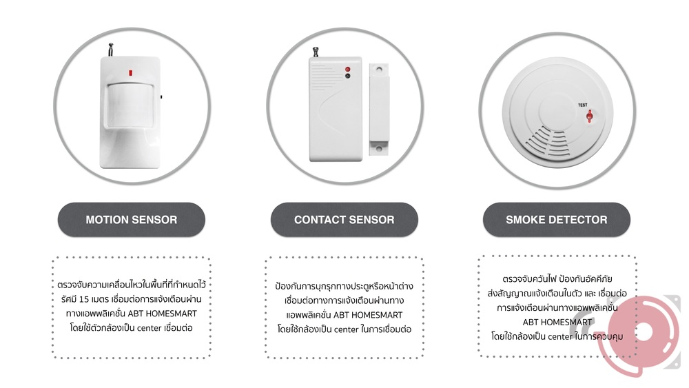 ABT SMART HOME ACCESSORY