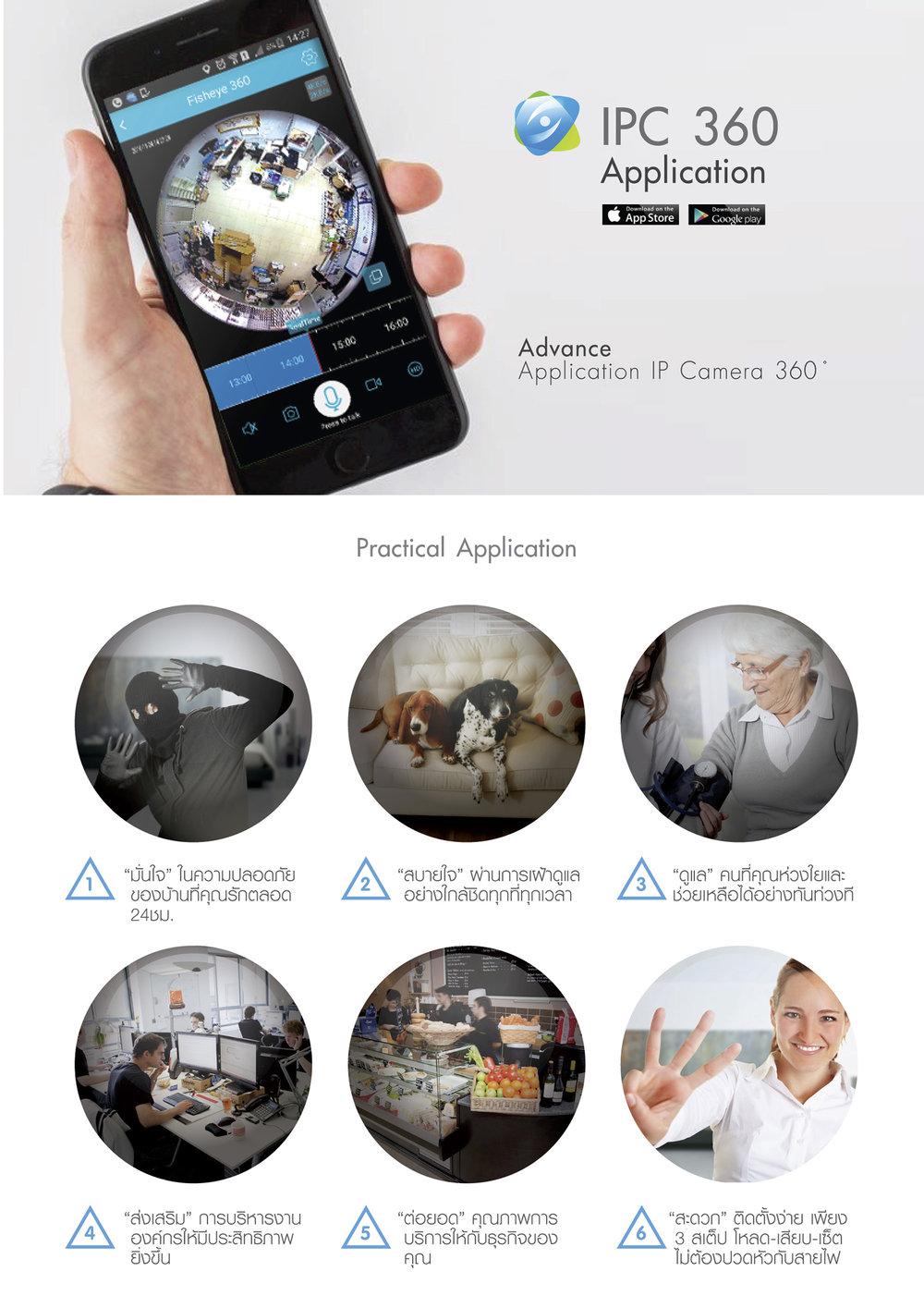 ABT smart pano360, fisheye, panorama กล้องพาโนรามา360องศา, กล้องกันขโมย, กล้องไวไฟ, กล้องวงจรปิดราคาถูก, สินค้าคุณภาพ, ABT, ABT SMART, CCTV, IP CAMERA, panarama 360 degree