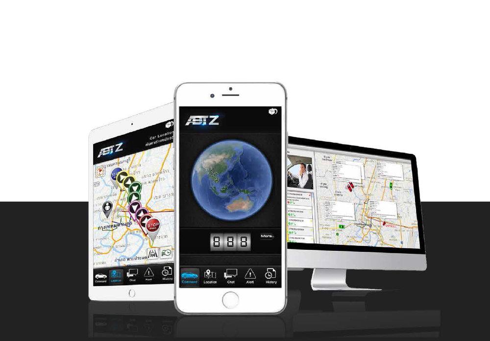 ABT SMARTZ SERVER, SERVER GPS, เซิฟเวอร์จีพีเอส