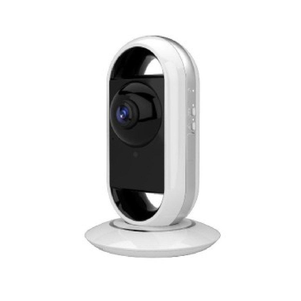 กล้องกันขโมย, กล้องวงจรปิดราคาถูก, ติดตั้งง่าย, ดูผ่านแอพบนมือถือ, กล้องฟิชอาย, fisheye, cctv, wifi