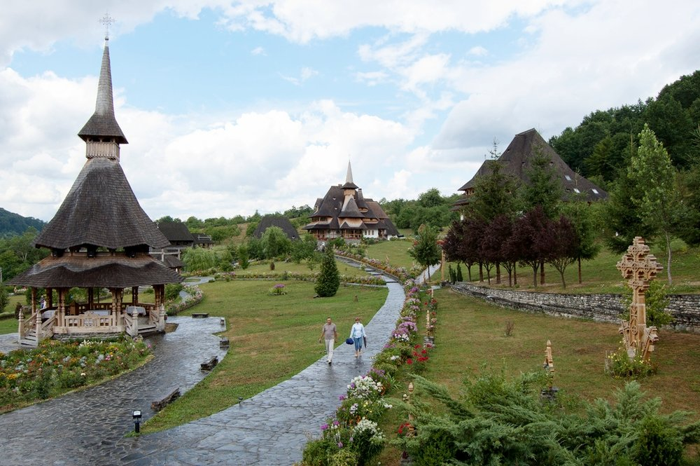 UNESCO Wooden Churches