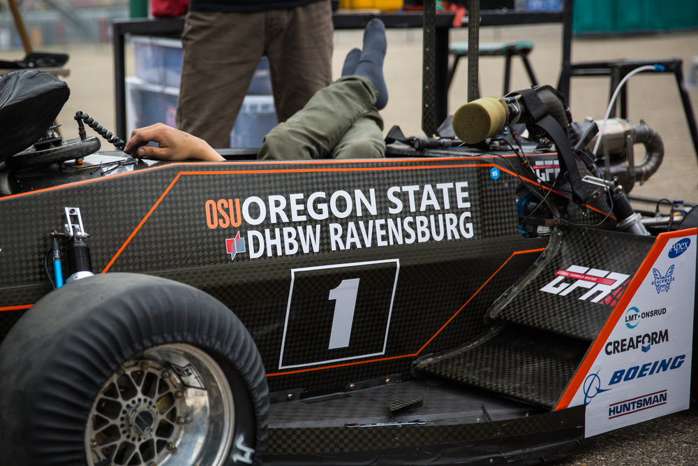 Oregon State University (USA) - Global Formula Racing