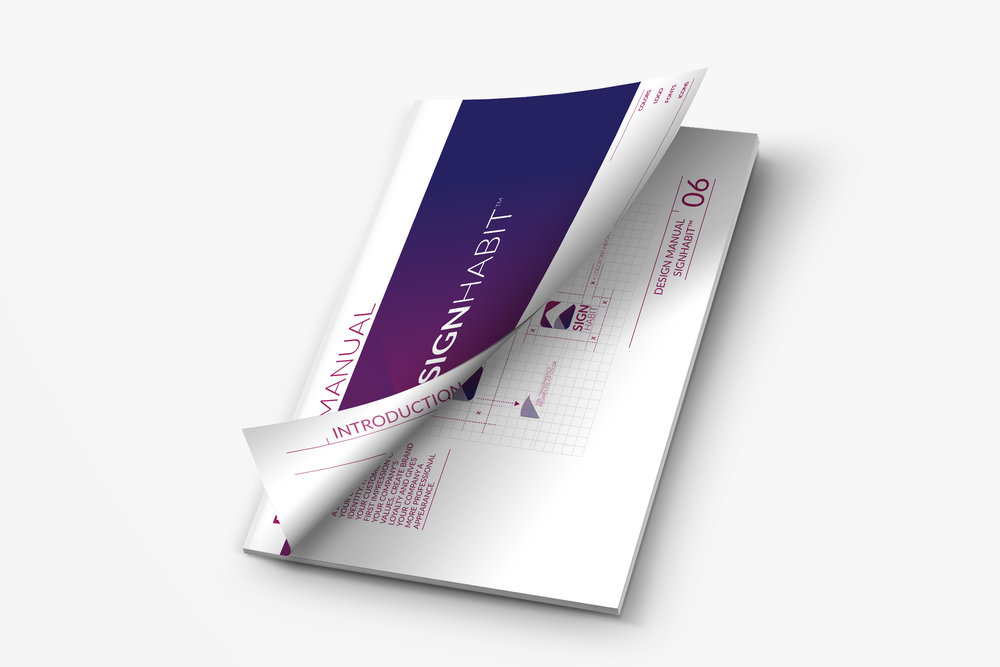 Signhabit Designmanual
