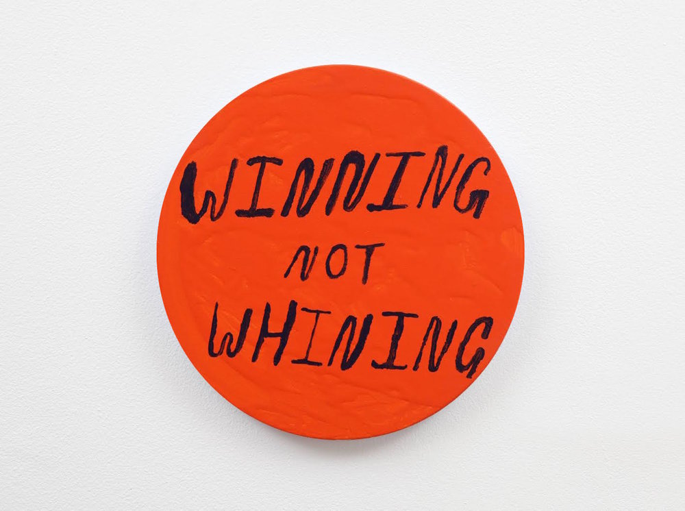 Winning Not Whining