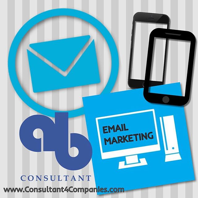 Email marketing is one of the best ways to appeal to your audience & get them to visit your website. www.Consultant4Companies.com  It helps you market your products and services with the use of the email channel with the best chances for making a profit & reaching your goals. Your website visitors, email, mobile subscribers and those who have connected with you on social media will appreciate your messages even more if they're personalized. Get their permission to use it. Once you receive permission the next step is personalization and building of data around the consumer.  Presenting an appealing email marketing message is very important! Content email marketing is a great tool that you should learn to use regardless of what kind of a business you run. When you use it well, people will start to see you as a trusted source, which makes them more likely to buy what you sell.  #Emailing #ABConsultantParis #emailing #email #sosmed #SEO #Entrepreneurs #CompanyEngagement #Sales #Website #Advertising #SocialMedia #Networking #BusinessAdministrative #Marketing #ABConsulting #ABConsultant #ABConsultingParis #sme #salesmarketing #media #entrepreneur